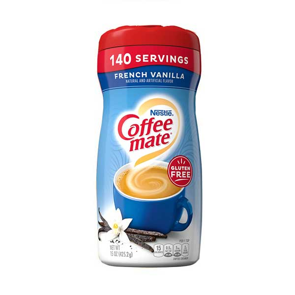 Coffee Mate Vanilla - کافی میت Nestle وانیلی