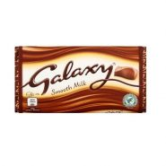 Galaxy Milk Chocolate 110g z1 min 185x185 - شکلات Galaxy شیری