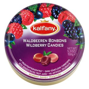 Kalfany Wildberry Candies 300x300 min - آبنبات Kalfany توت وحشی