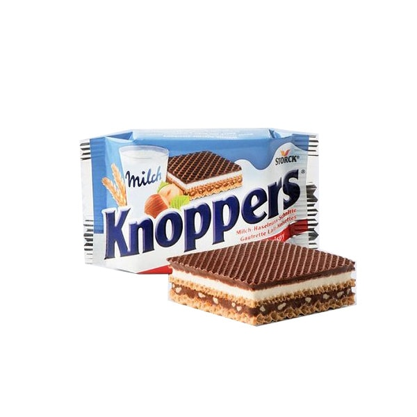 knoppers min - ویفر شیری Knoppers