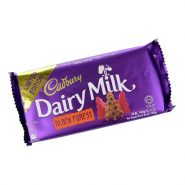 شکلات شیری Cadbury Black Forest