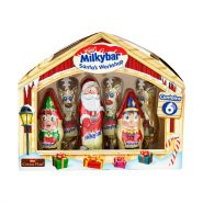 شکلات Milkybar Santa's Workshop
